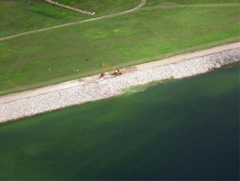 Cedar Creek Dam Repair Project 60621412